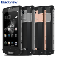 Original Blackview BV8000 Pro IP68 Tri proof Cell Phone 5.0 RAM 6GB ROM 64GB MTK6757V Octa Core 16MP Camera 4180mAh Smartphone