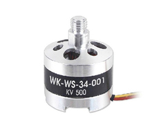 TALI H500-Z-12 Brushless Motor Dextrogyrate Thread WK-WS-34-001 for Walkera TALI H500 RC Quadcopter
