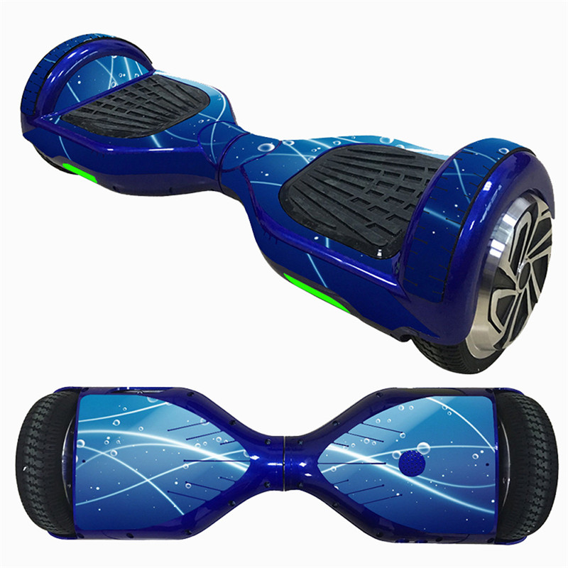 6.5 Inch Self-Balancing Scooter Skin <font><b>Hover</b></font> Electric Skate <font><b>Board</b></font> Sticker Two-Wheel Smart Protective Cover <font><b>Case</b></font> Safety & Survival image