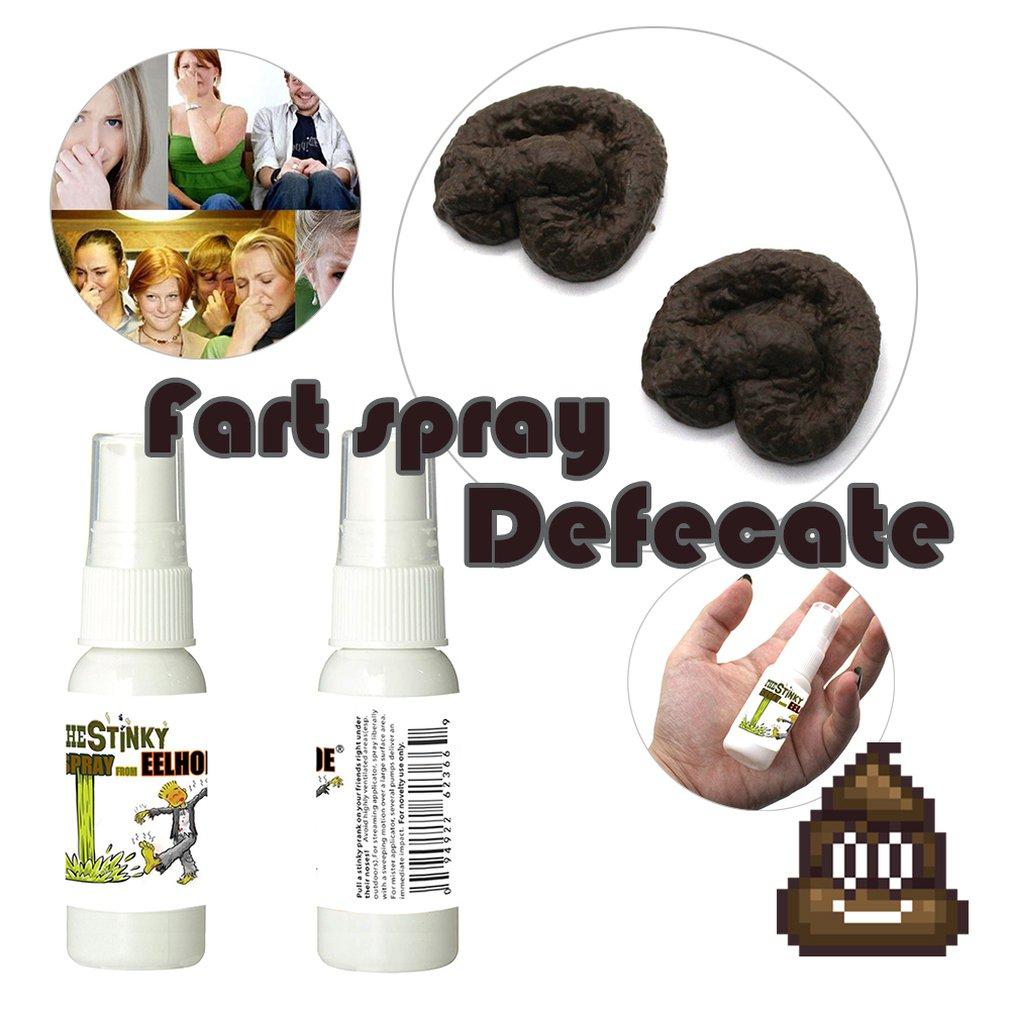 10ml/30ml Liquid Ass Fart Spray Smelly Funny