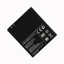 Fesoul High Capacity BL-53QH Phone Li-ion Replacemen Battery For LG P880 4X HD F160 F200L/S/K P765 P760 huntsman bl 200 k 974 56 58 182