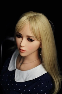 Image 2 - 165cm בובת מין דירות בנרתיק אוראלי מין אנאלי סקס אהבת בובה מלאה סיליקון יפה בובה