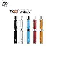 5pcs Lot Hot Sale Original SUB TWO Yocan Evolve Plus Vaporizer Quartz Dual Coil Electronic Cigarette