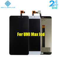For UMI MAX LCD Display And Touch Screen Tools Digitizer Assembly Replacement 1920X1080P 5 5inch For