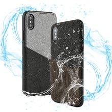 Canvas Phone Case For Xiaomi Pocophone F1 Mi 6 9 Mi 8 Lite 8SE Mix 2S 6X A2 mix 2s Redmi Note7 note3 Case stitching Cover 2019 mi mix 2s 6 128 white