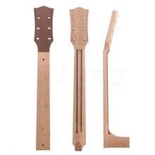 Wood Color 41 Inch Acoustic Guitar Concave Neck Black Wave Fretboard