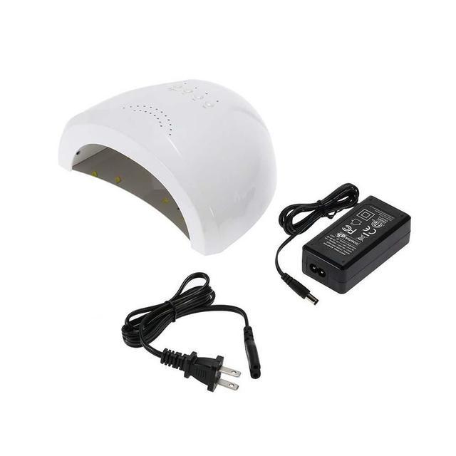Professional 48W Nail Phototherapy Lamp UV LED Light Manicure Nail ...