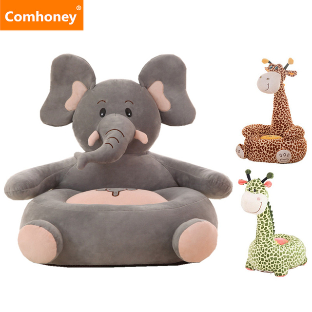 Great Baby Chair Bean Bag Christmas Elephant Feeding Chair Children Seat Sofa For  Kids Sleeping Bed Baby
