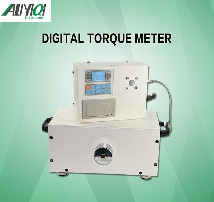 Цифровой измеритель вращающего момента с принтером(ANL-500P) 500н. М