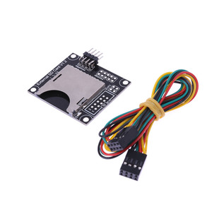 3D Printer External SD Card Slot Module Independent External Module with Connecting Cable Line 3D Printer Parts Accessories(China)