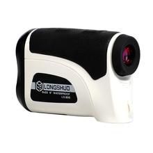 Цифровой Монокуляр Дальномер 800YD бинокль с лазерным дальномером для охоты Гольф цифровой лазерный дальномер