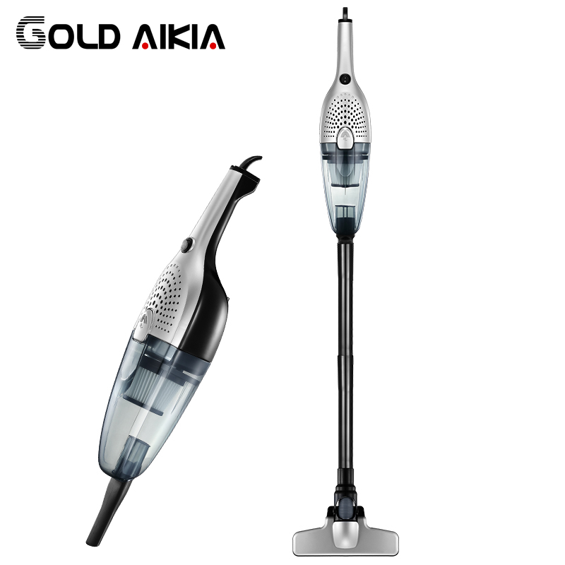 Gold Aikia Anti-static Vacuum Cleaner for Your Home Car <font><b>Carpet</b></font> Dust Microfiber Cleaning Wireless Vacuum Cleaners XC-V8