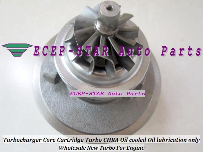 Turbocharger Core Cartridge Turbo CHRA Oil cooled Oil lubricationK03 53039880015 (1)