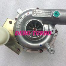 Турбокомпрессор RHF5/VIDA 8972402101 8973295881 для ISUZU D-MAX Rodeo pick-up 4JA1T 2.5L