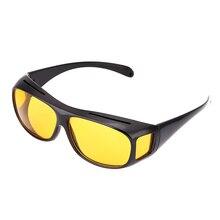 Очки для ночного видения, унисекс, высокое разрешение, солнцезащитные очки для вождения автомобиля, очки с защитой от ультрафиолета, поляризованные солнцезащитные очки, очки