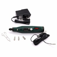 1pc Electric Mini Engraving Pen Variable Speed Hand Drill Grinding Milling Polishing Rotary Power Tool 0
