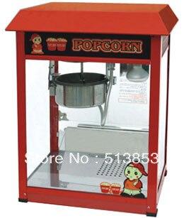 HOP6B 1450W Oz 8 luxury valley machine popcorn machine corn machine belt roof