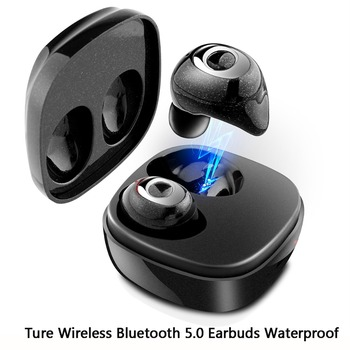 f4162903e31 Impermeable TWS ture auriculares inalámbricos bluetooth 5,0 auriculares  inalámbricos auriculares Bluetooth 5,0