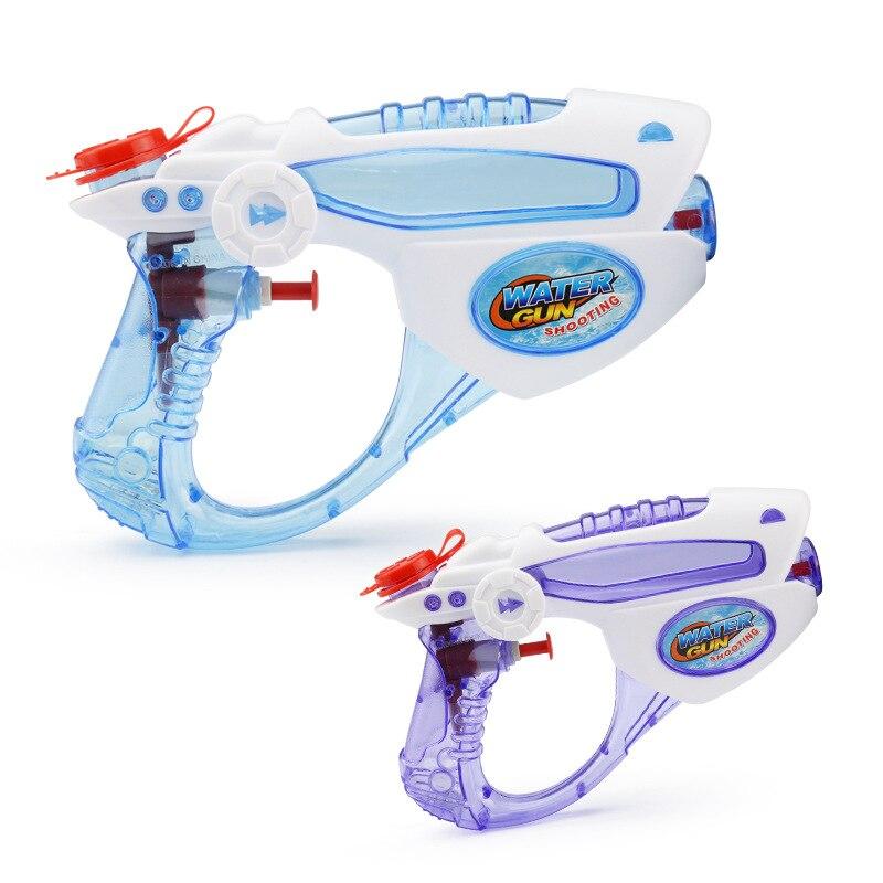 SLPF New Children Outdoor Beach Play Water Toys Plastic Pressure Water Gun Kids Baby Shower Boys Girls Games Toy Summer Hot G22