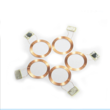 Free shipping 50pcs/lot 125khz Reader RFID TK4100/EM4100 keyfobs  Card Coil+Chip