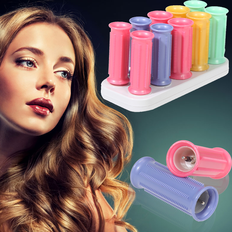 10-In-1 Electronic Thermostat Curlers A One-Time Hair Style Home Practical Tourmaline Ceramic Curler US Regulations marilyn gratton kyd microsoft® powerpoint® 97 one step at a time
