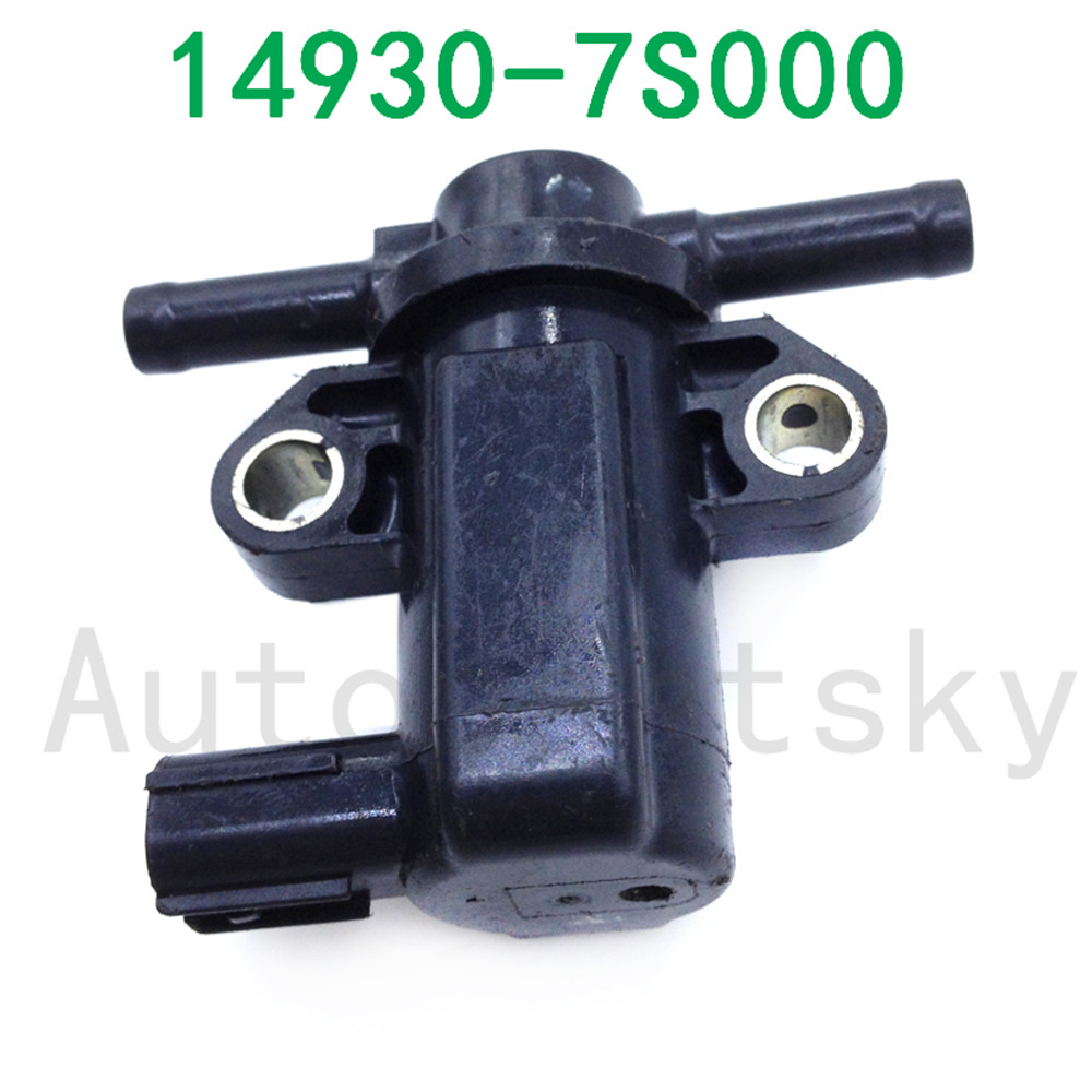 Vapor Canister Purge Solenoid For Nissan Armada Frontier 2005-2015 14930-7S000