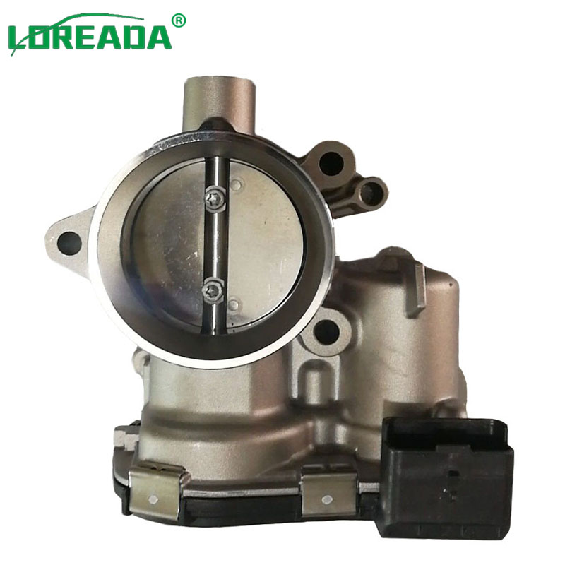 LOREADA ETB Electronic Throttle Body Assembly OE# DPCA 9817292280 F01R00Y094 Fuel Injection Butterfly For Peugoet Free Shipping