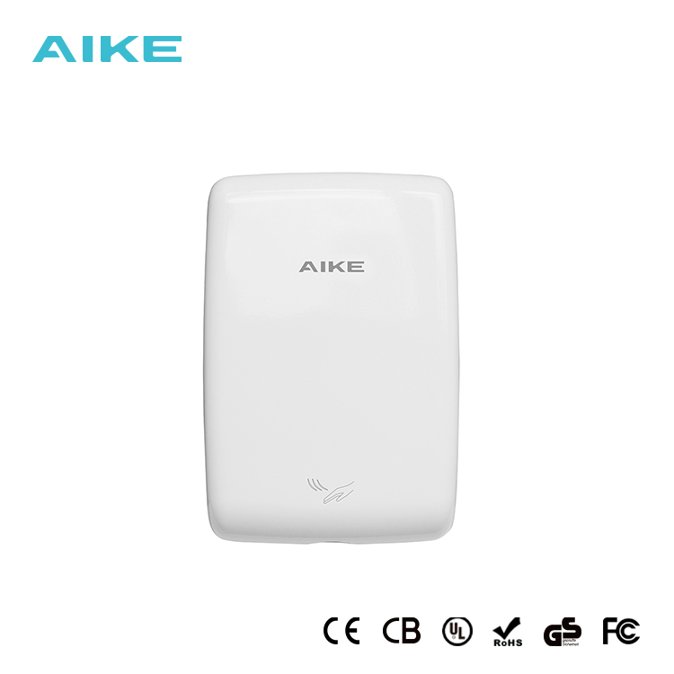 Discreet China Aike Wall Mounted Toilet Bathroom Equipment Low Cost Of Stainless Steel Auto Hand Dryers For Sale Ak2803d Moderate Price Household Appliances