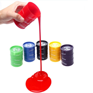 HOT Sale Barrel Slime Fun Shocker Joke Gag Prank Gift Toy Crazy Trick Party Supply Paint Bucket Novelty Funny Toys Random Color