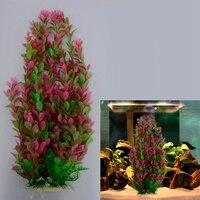 Charming Aquarium Artificial Plastic Water Plant Decoration Fish Tank Underwater Landscape Plant Ornaments Mayitr Hot Selling