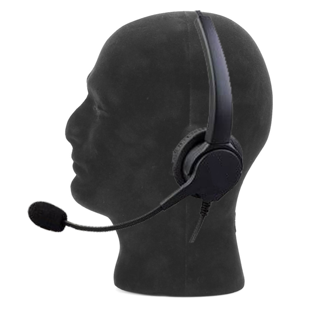 1pc Mannequin Foam Head Model Male Black Wig Making Styling Hat Glasses Headphones Display Stand Male Black Foam Head Model Bracing Up The Whole System And Strengthening It