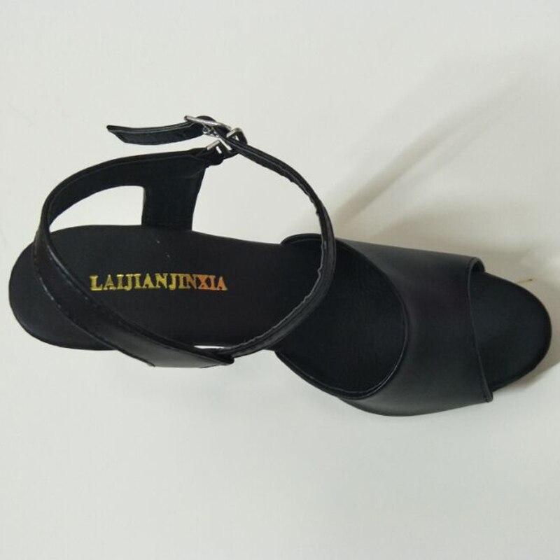 Sexy Lady 5 Schuhe 13 Sandalen Laijianjinxia High Heels N033AN033BN029N032 High Dance Cm Neue Fashion Damen Zoll Nachtclub Pole FTK1lJc