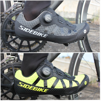 SIDEBIKE 2019 New All Terrain Non-locking Cycling Shoes man Breathable Mountain Bike Shoe Leisure Road Bicycle Flat Shoes 36-46