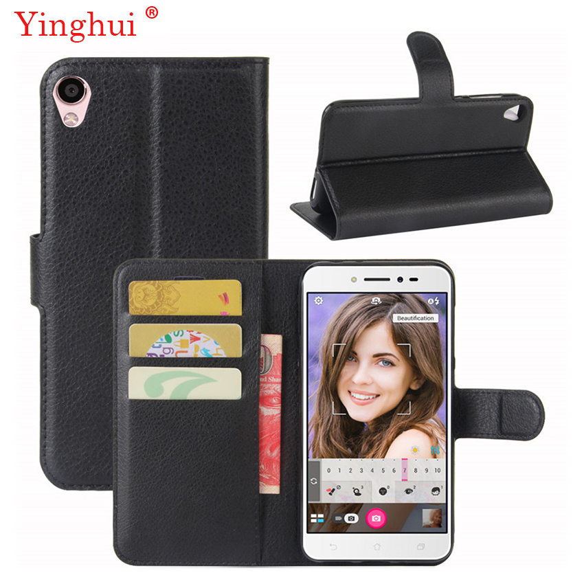 Για Asus ZenFone Live ZB501KL Case Hight Quality Flip Leather Case For Asus Zenfone 3 Go ZB501KL Book Style Stand Cover