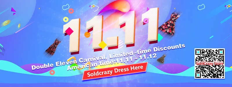 soldcrazy dress here 11.11
