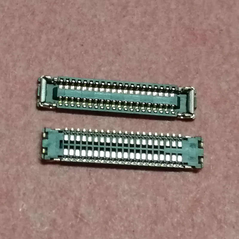 2 pièces lcd écran tactile flex FPC connecteur pour Huawei honor 8 lite 7I P8 lite 2017 P9 Lite 2017 sur carte mère 40pin