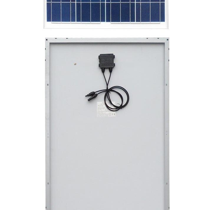 painel solar 100w 18v controlador de carga