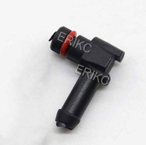 ERIKC возвратного масляного обратного T и L Тип для Bosch 110 серии дизель CR Запчасти Топливная форсунка Пластик 3 двухсторонняя Соединительная труба 10 шт./пакет - Цвет: L type for Denso