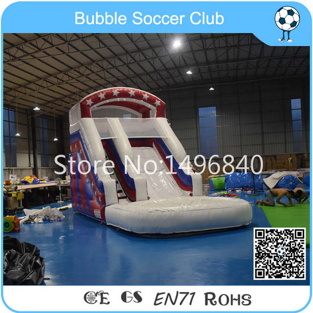 452c0e08804 Online Shop Free Shipping 7Lx3Wx5Hm Inflatable Water Slide ...