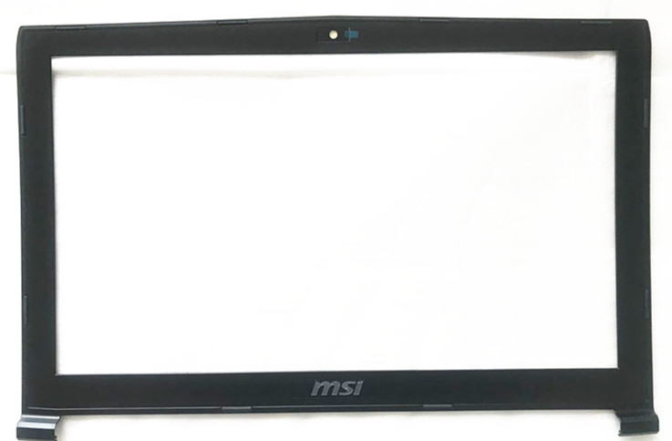 New Original For MSI GE62 Top Lcd Back Cover LCD Bezel Cover GE62MVR GE62VR MS-16J1 MS-16J2 MS-16J3 Non Touch new for msi ge73 ge73vr ms 17c1 a cover top case