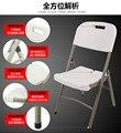 88*43*45 cm Alta resistência dobrável Cadeira de Praia cadeira de lazer ao ar livre cadeiras de jantar