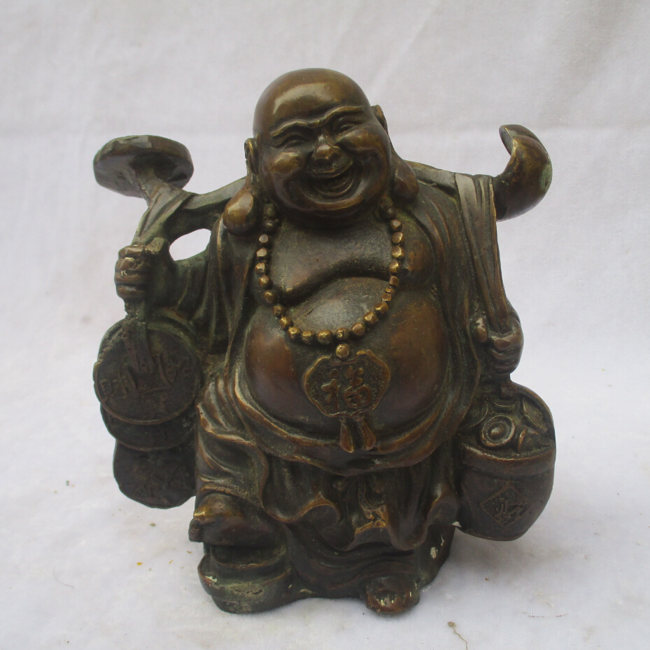 Buy Antique Handcrafted Buddha Lantern For Corporate: Aliexpress.com : Buy Collectible Chinese Old Copper Carved