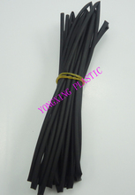 5meter/lot 6mm pvc heat shrink tubing shrink ratio 2:1 insulation wire and cable connector jfbl hot 277x thermo sheath assortment heat shrink ratio 2 1 heat shrink