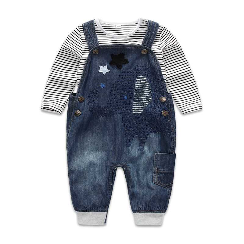Baby long sleeve jumpsuit new baby cotton jeans denim overalls jumpsuits suits luxury good quality new fashion women zipper jumpsuit slim fit skinny jeans rompers pocket denim jumpsuits size sexy girl casual