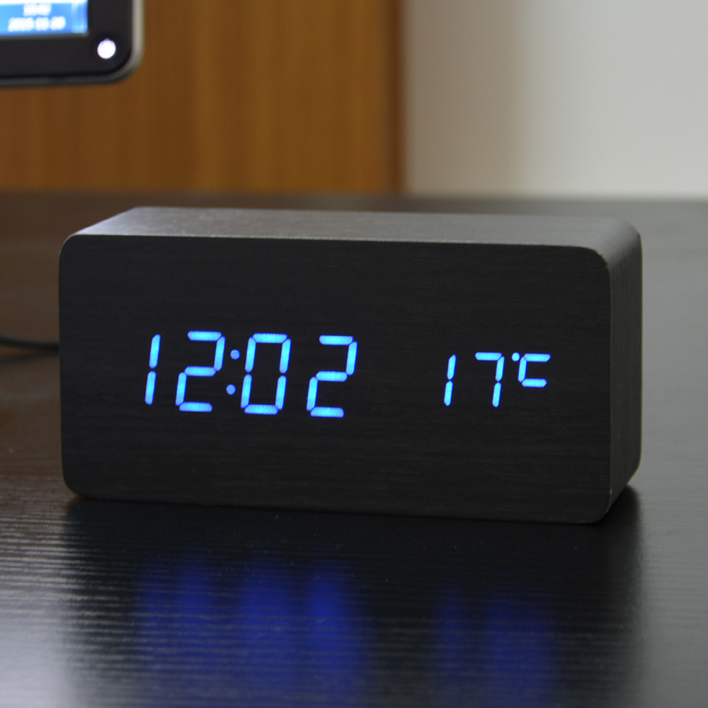 Online Buy Wholesale led clocks from China led clocks