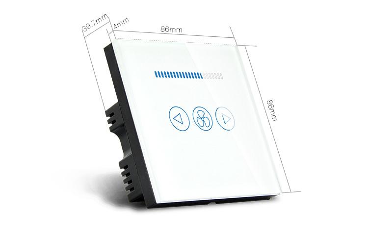UK standard Neue 600 Watt Hause deckenventilator Schalter ...