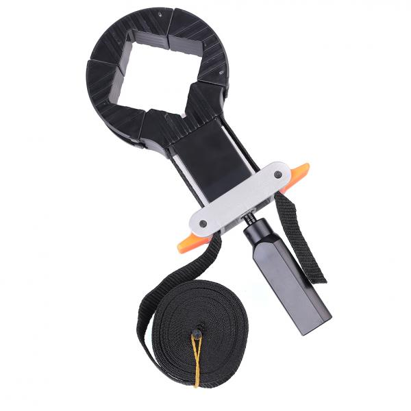 Adjustable Clip Strap Frame Corners Clamp for Woodworking Picture ...