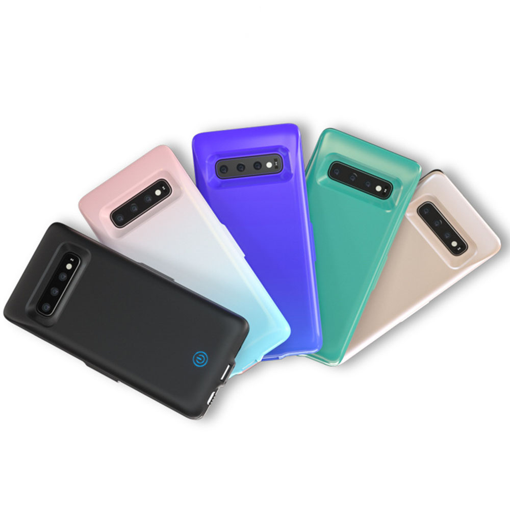 7000Mah Charger Battery Case For Samsung Galaxy S10e Back Clip Fast Charger For Galaxy S10plus