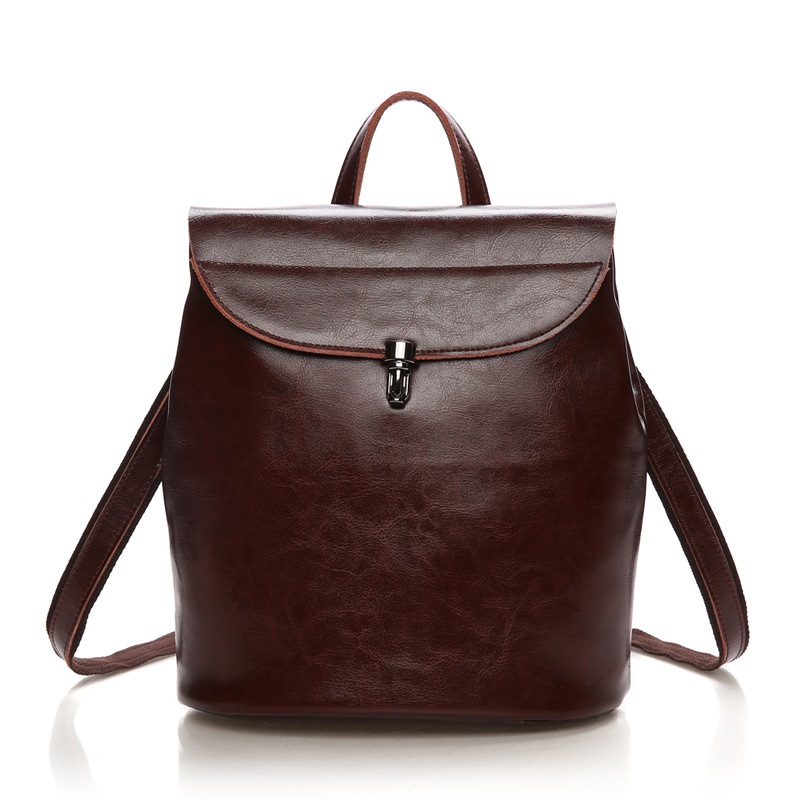 CHISPAULO 2017 New Designer Brand Fashion Black Women Genuine Leather Backpack female casual bags female shoulder bags new C171 2017 new arrival leather backpack casual bags
