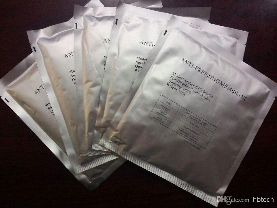 Antifeeze Membranes For Freeze Fat Machine An-tifreeze Membranes For Cryo Pad Bag Size 34*42cm Freeze Fat Membranes